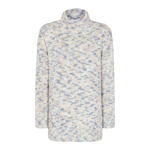 Reiss Multi Lola Cable Knit Jumper