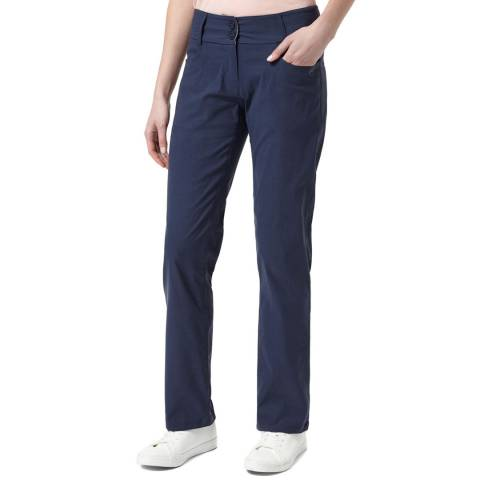 Craghoppers Navy NosiLife Clara Trousers
