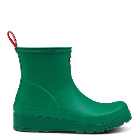 Hunter Green Original Play Short Boots