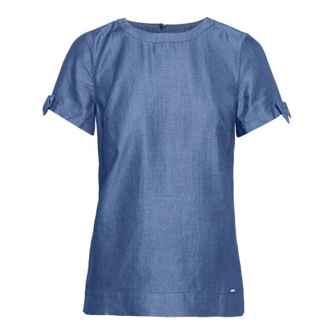 Ted Baker Denim Wash Brutee T-Shirt