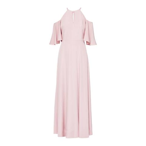 Ted Baker Dusky Pink Dulciee Maxi Dress