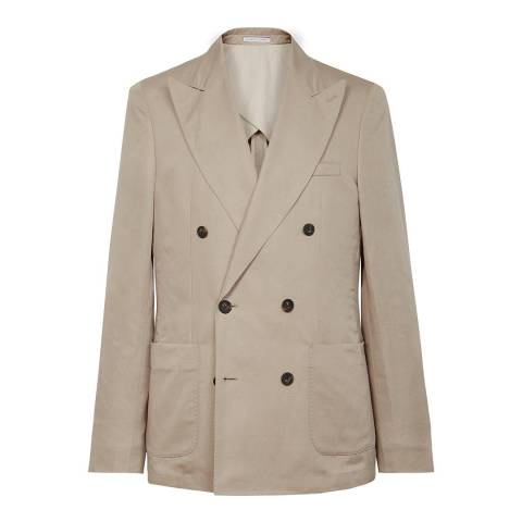 Reiss Stone Lounge Slim Jacket