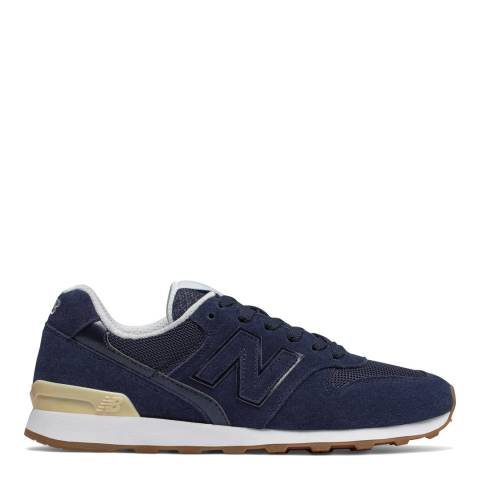 New Balance Navy 996 Sport Sneakers