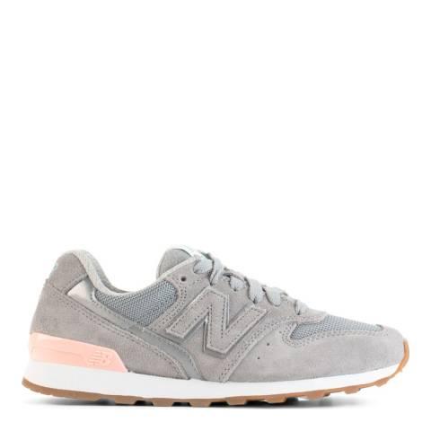 New Balance Beige 996 Sport Sneakers