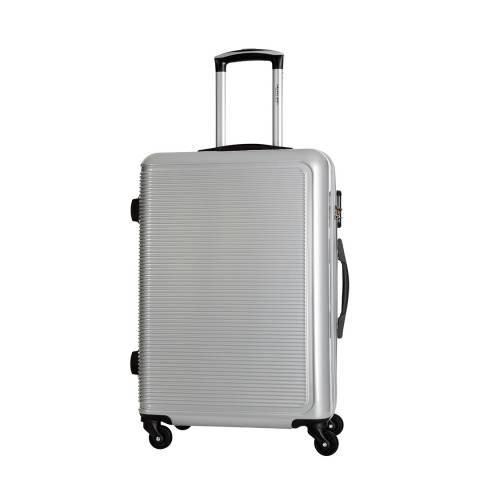 Travel One Money Printed 4 Wheeled Maryhill Suitcase M