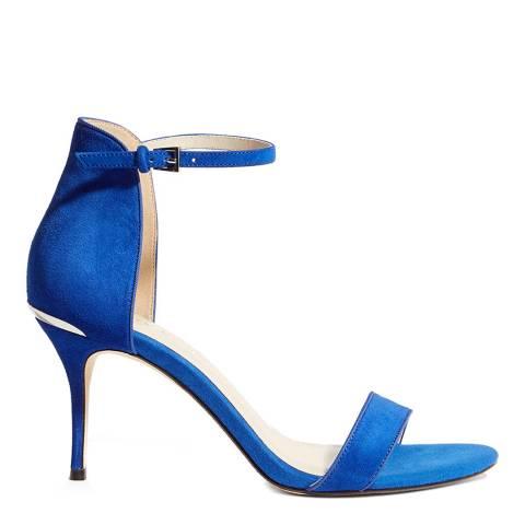 Karen Millen Blue Open Strappy Heels
