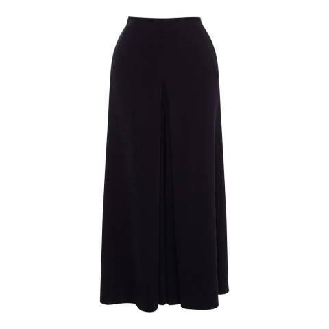 Karen Millen Black Clean Fold Culottes