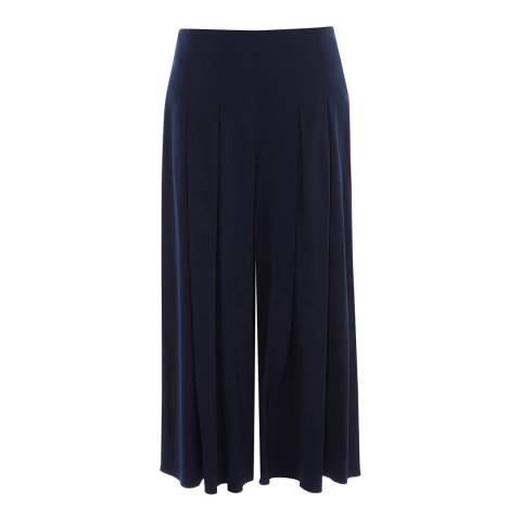 Karen Millen Dark Blue Divided Trouser
