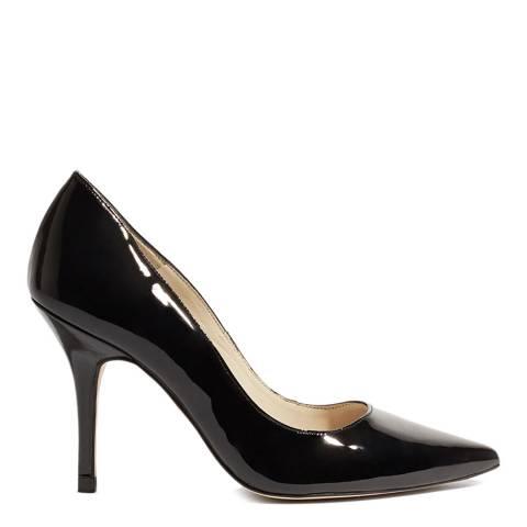 Karen Millen Black Patent Court Heel