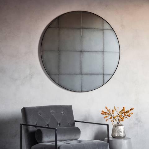 Gallery Boxley Round Mirror 100x100cm