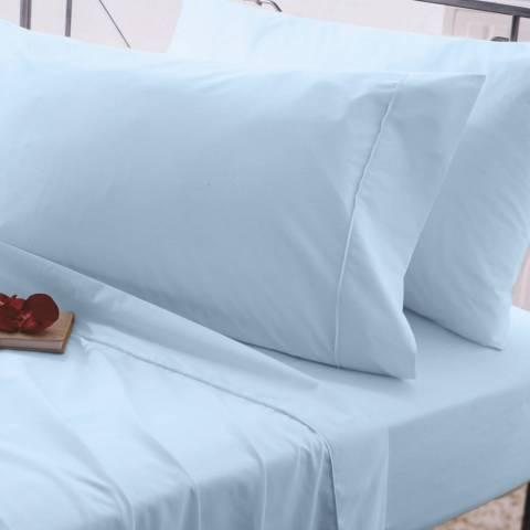 Belledorm Egyptian Cotton King Duvet Cover, Ocean