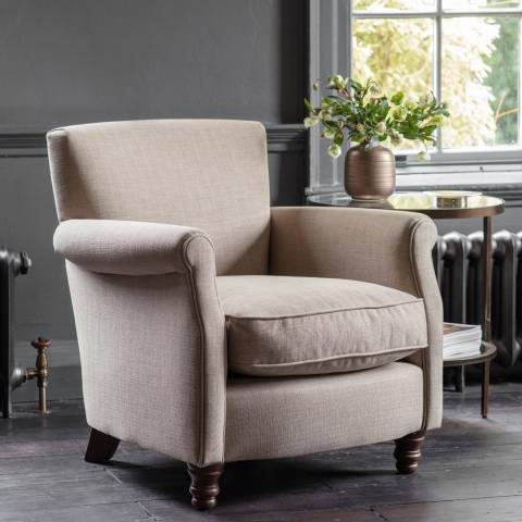 Gallery Howard Armchair, Sahara