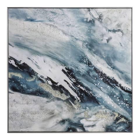 Gallery Minas Crystal Art Canvas 100x100cm