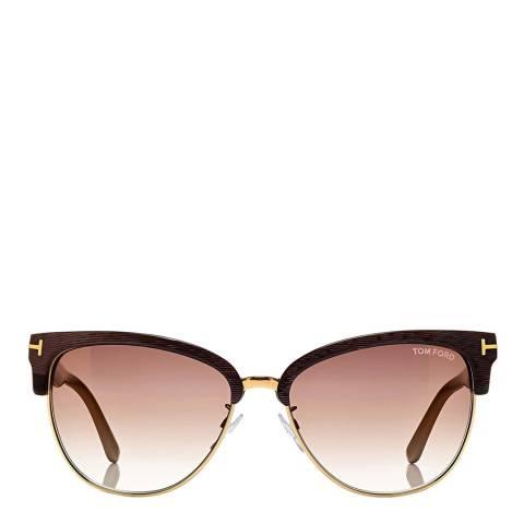 Tom Ford Women's Black/Smoke Tom Ford Sunglasses 59mm