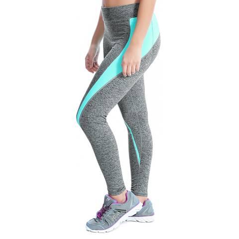 Freya Carbon Reflective Twist Legging