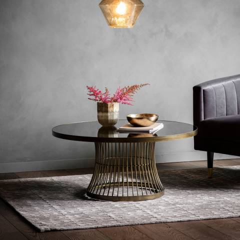 Gallery Pickford Coffee Table Bronze