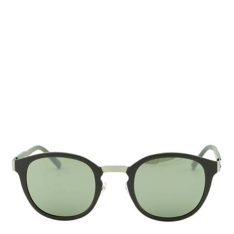 Montblanc Men's Black/green Montblanc Sunglasses 59mm