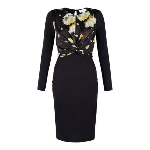 Coast Multi Melody Print Jersey Dress