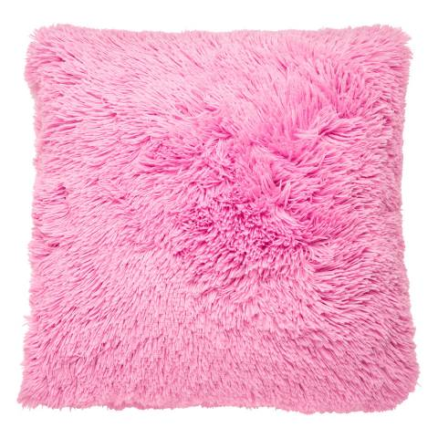 Catherine Lansfield Cuddly Cushion, Candy