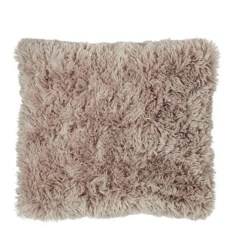 Catherine Lansfield Cuddly Cushion, Natural