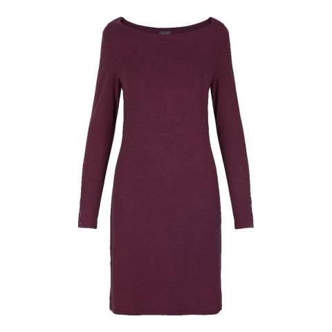 LingaDore Crushed Berry Fizz Long Sleeve Dress