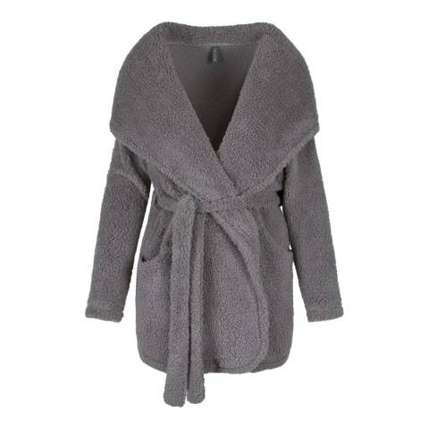 LingaDore Winter Grey Fleece Vest