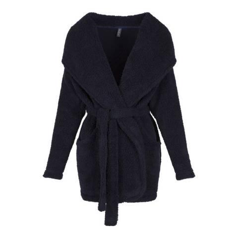 LingaDore Dark Blue Fleece Vest