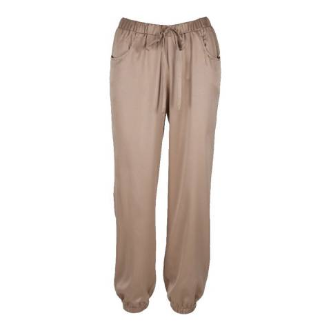 LingaDore Brown Dolce Latte Long Pants