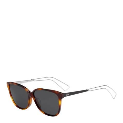 Dior Women's Brown Dior Confident Sunglasses 57mm