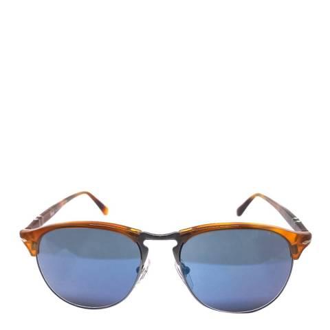 Persol Women's Havana Brown Sunglasses 56mm