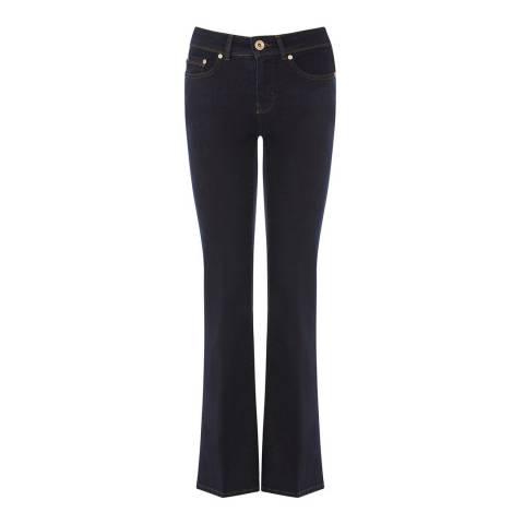 Oasis Indigo Scarlet Bootcut Jeans