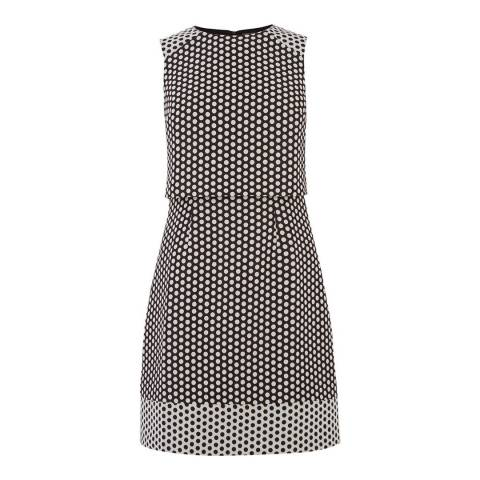 Oasis Multi Spot Dress