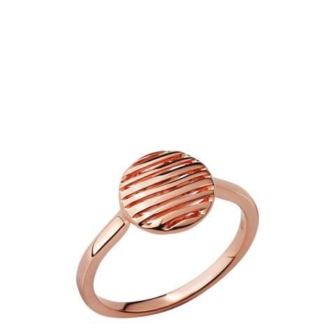 Links of London Rose Gold Thames Ring