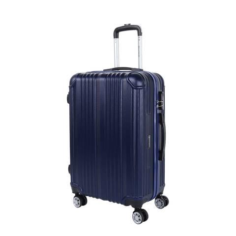 Platinium Marine Rockland 8 Wheel Suitcase 66cm