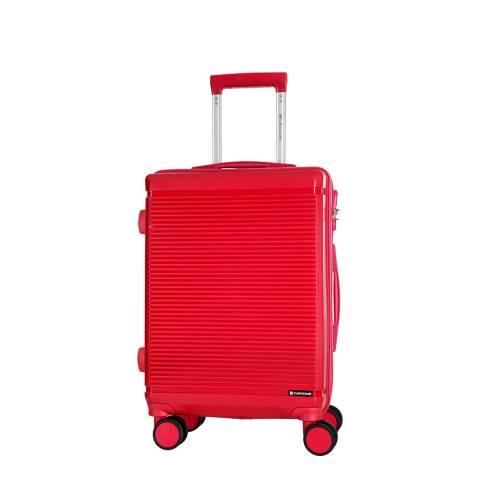 Platinium Fuchsia Redhill 8 Wheel Suitcase 56cm