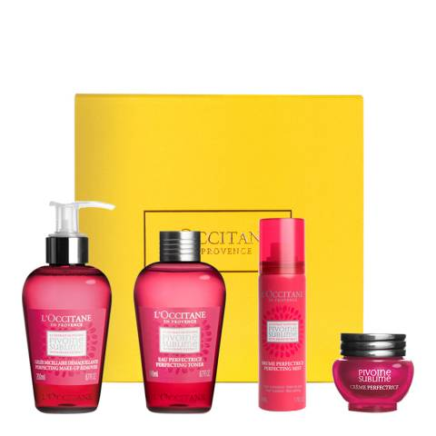 L'Occitane Pretty in Pink Collection WORTH £57