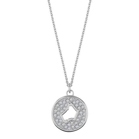 Radley Necklace With Stone Set Pendant