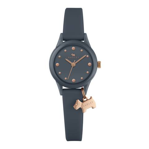 Radley Shingle Watch It Silicone Strap Watch