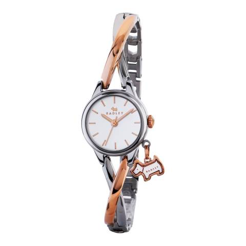Radley Rose Gold/Silver Bayer Bracelet Watch