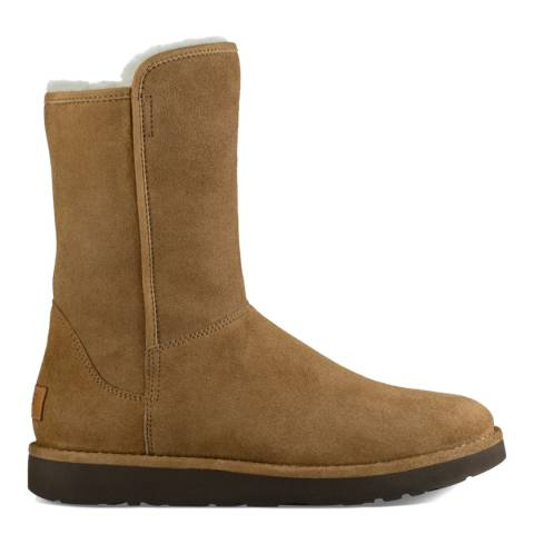 UGG Sand Suede Abree Short II Boots