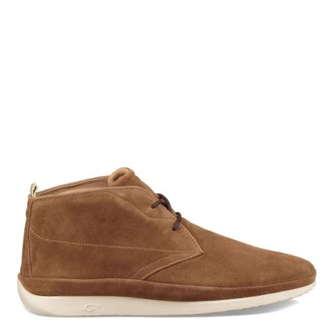 UGG Chestnut Suede Cali Chukka Boots