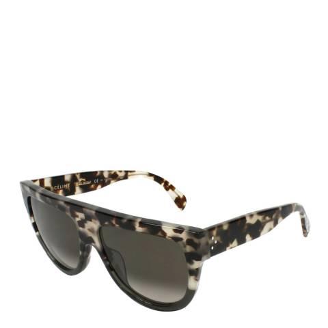 Celine Women's Shadow Celine Sunglasses 58mm