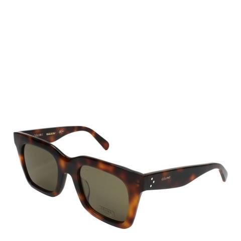 Celine Women's Brown Sunglasses 50mm