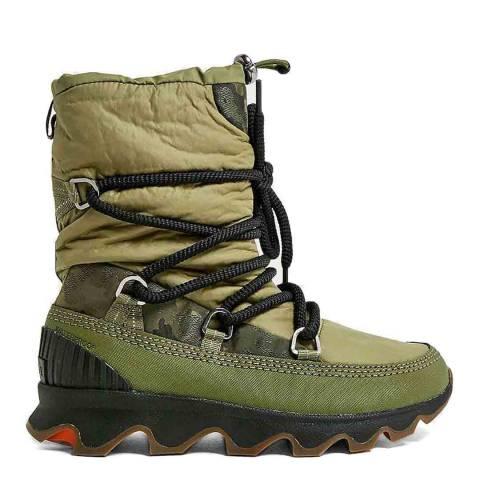 Sorel Green Kinetica Boots