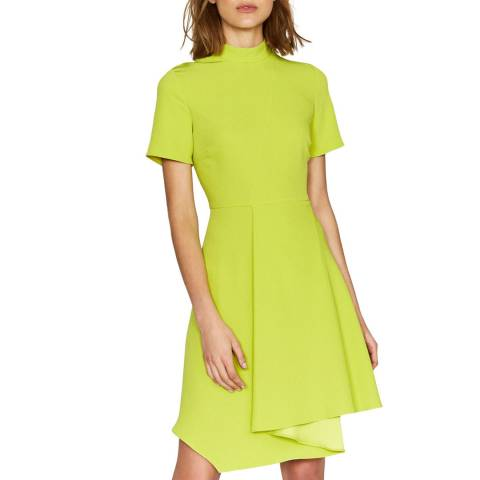 Outline Lime Priory Dress