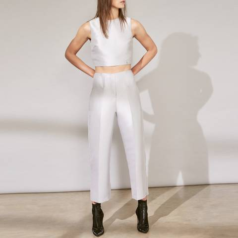Outline Silver Brick lane Trousers
