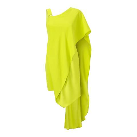 Outline Lime Sidney Dress