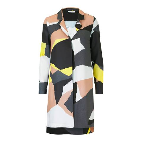 Outline Multi Conway Dress