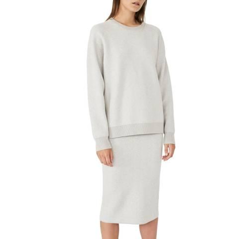 Outline Grey Soho Skirt