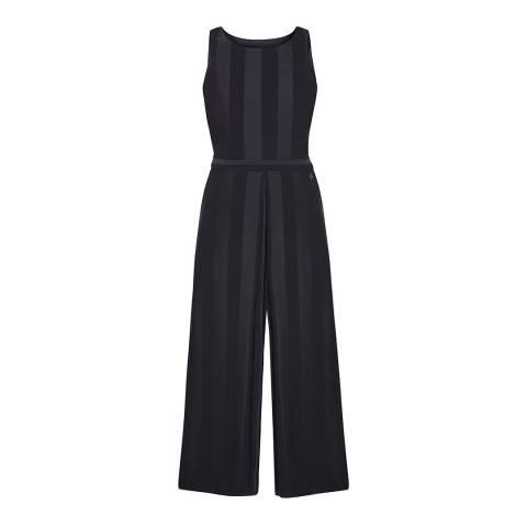 Outline Black Thames Jumpsuit